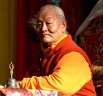 Namkhai Norbu Rinpočhe